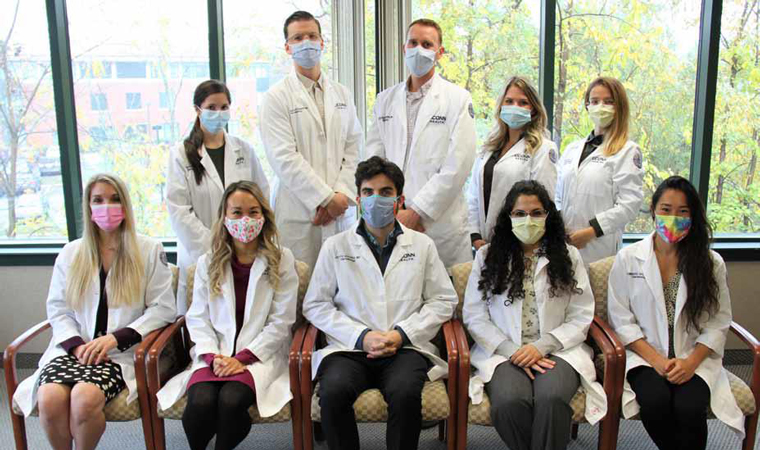 Dermatology Residents and Fellow  2020-2021