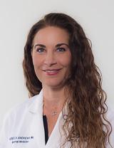 Rebecca Andrews, M.S., M.D., FACP