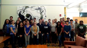 Genetics and Developmental Biology Graduate Students