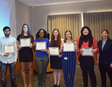 Undergraduate Summer Research Program Participants