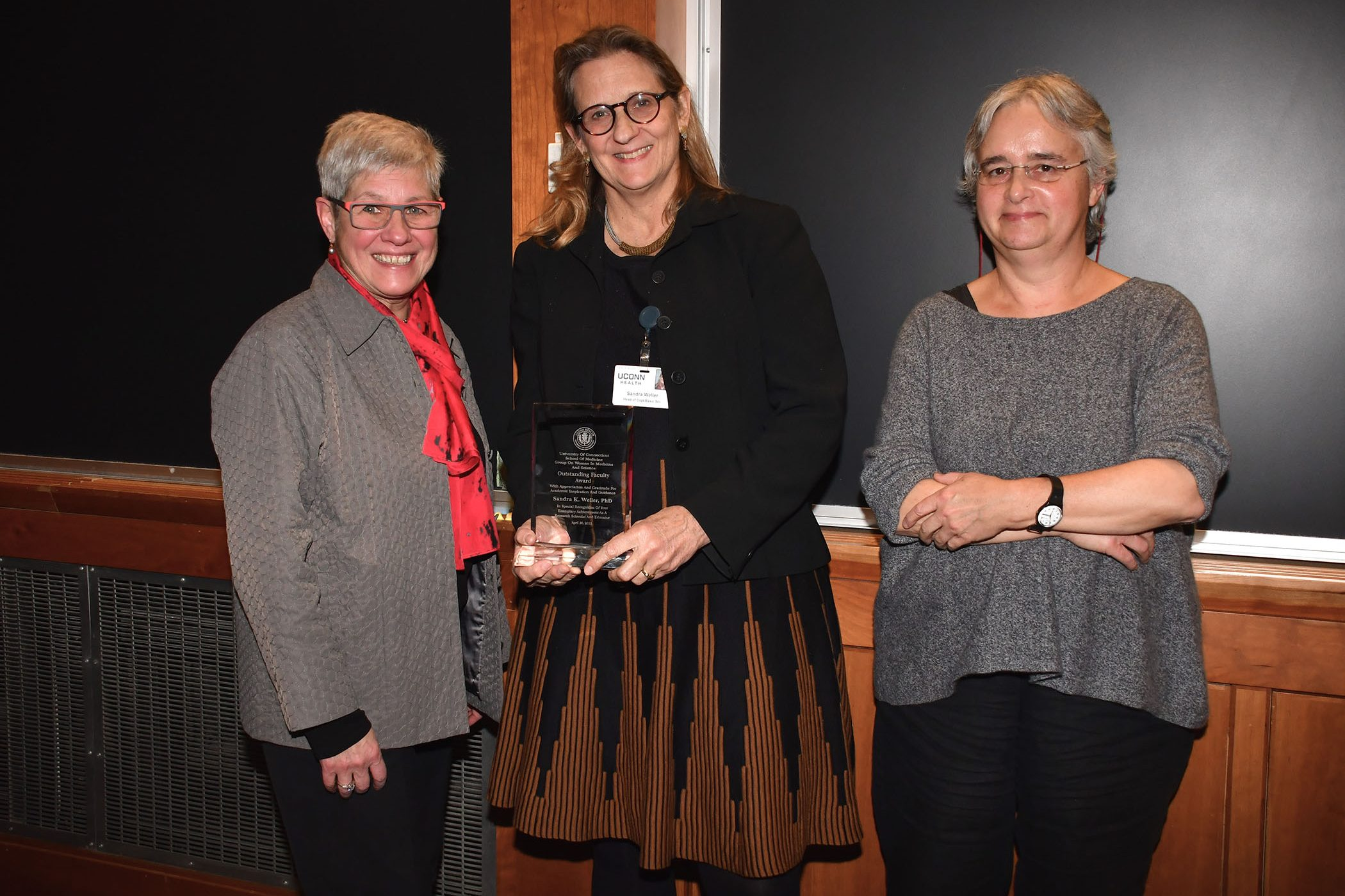 Judith D. Singer, Ph.D., Sandra Weller, Ph.D., and Laurinda Jaffe, Ph.D.