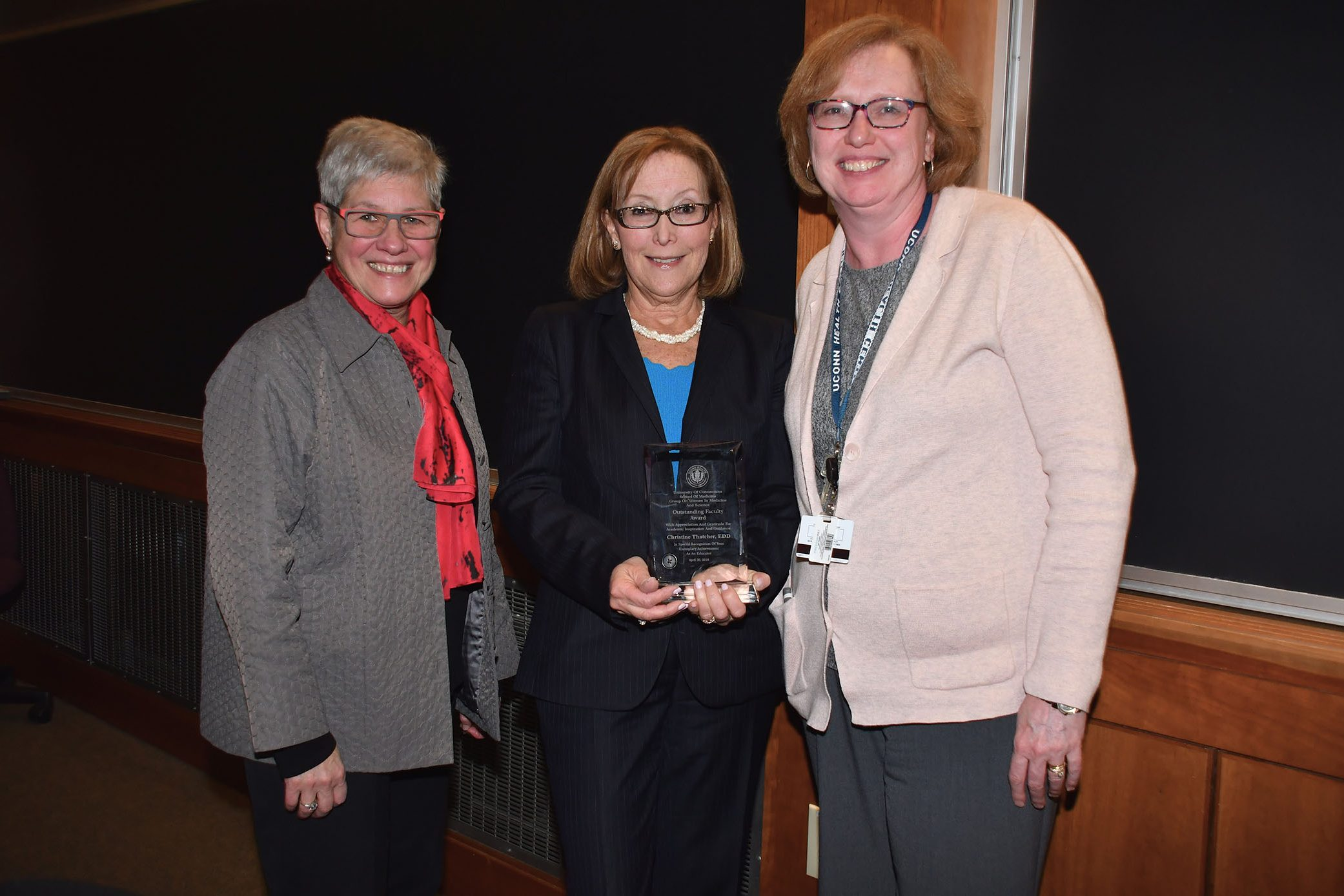 Judith D. Singer, Ph.D., Pamela Taxel, M.D., and Christine Thatcher, EDD