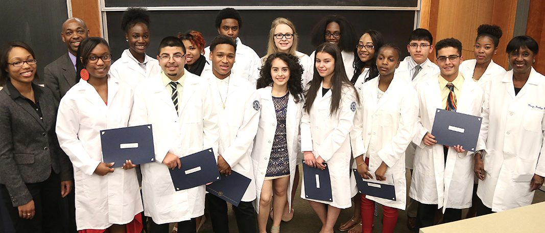 Health Career Opportunity Programs closing ceremony
