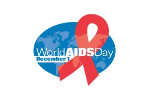 World AIDS Day logo from HIV.gov