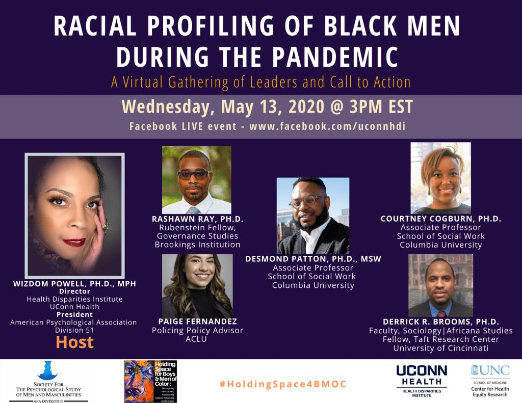 Final - Racial Profiling of Black Men During the Pandemic(1)