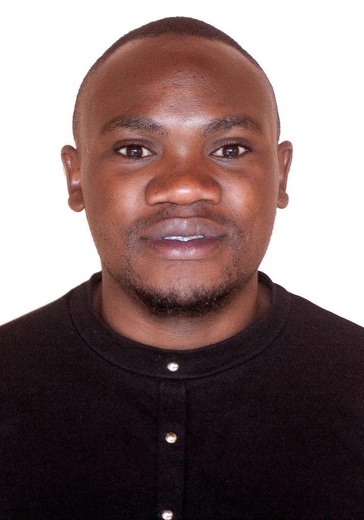 Brian Ahimbisibwe headshot