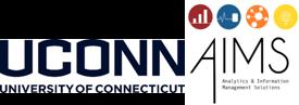 UConn AIMS Logo