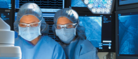 Nurses in the operating room