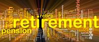 Retirement wordie