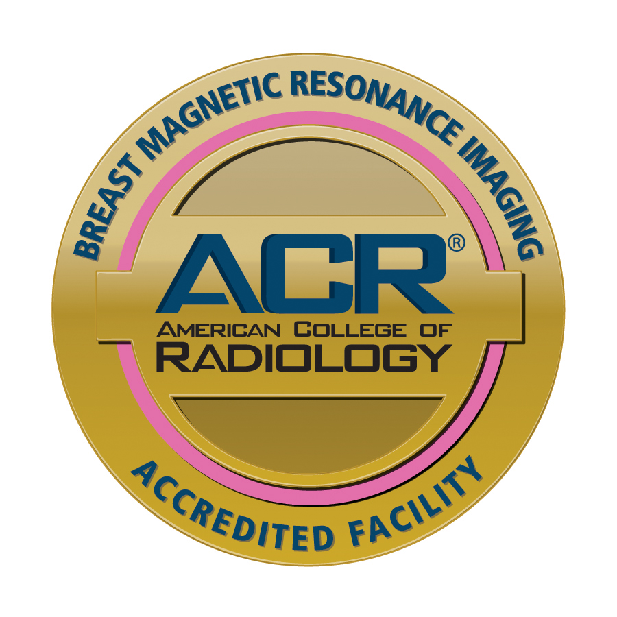 Breast Imagnetic Resonance Imaging Accredited Facility Seal