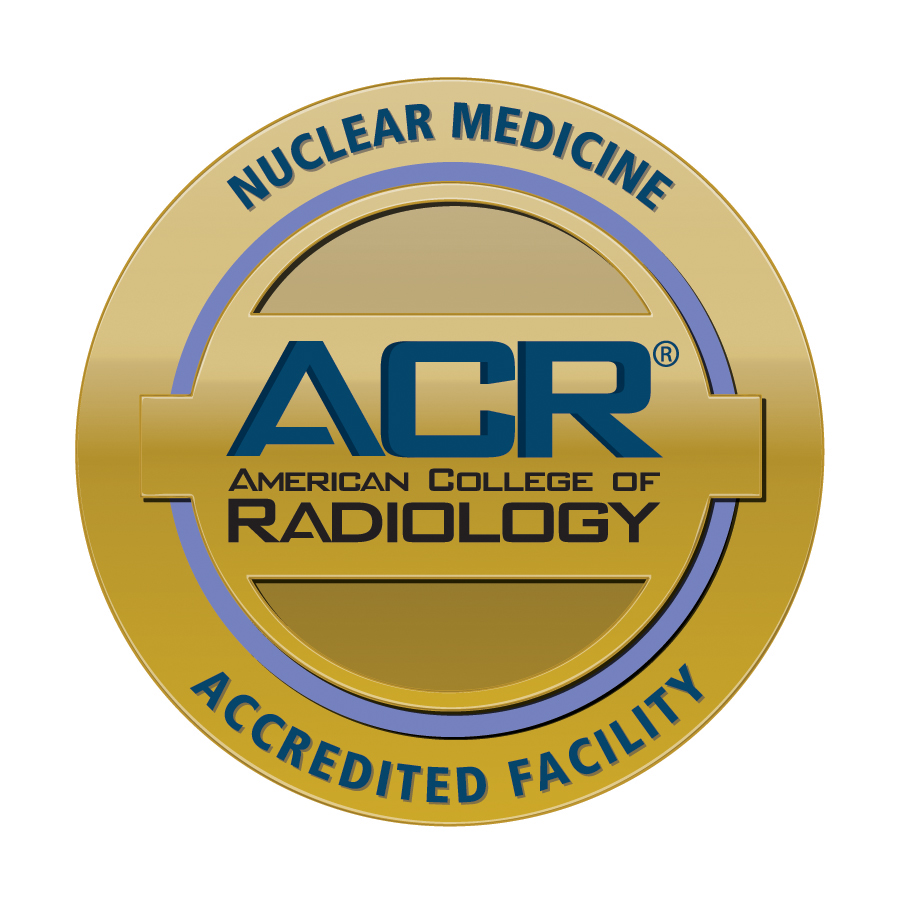 Nuclear Medicine Accredited Facility Seal