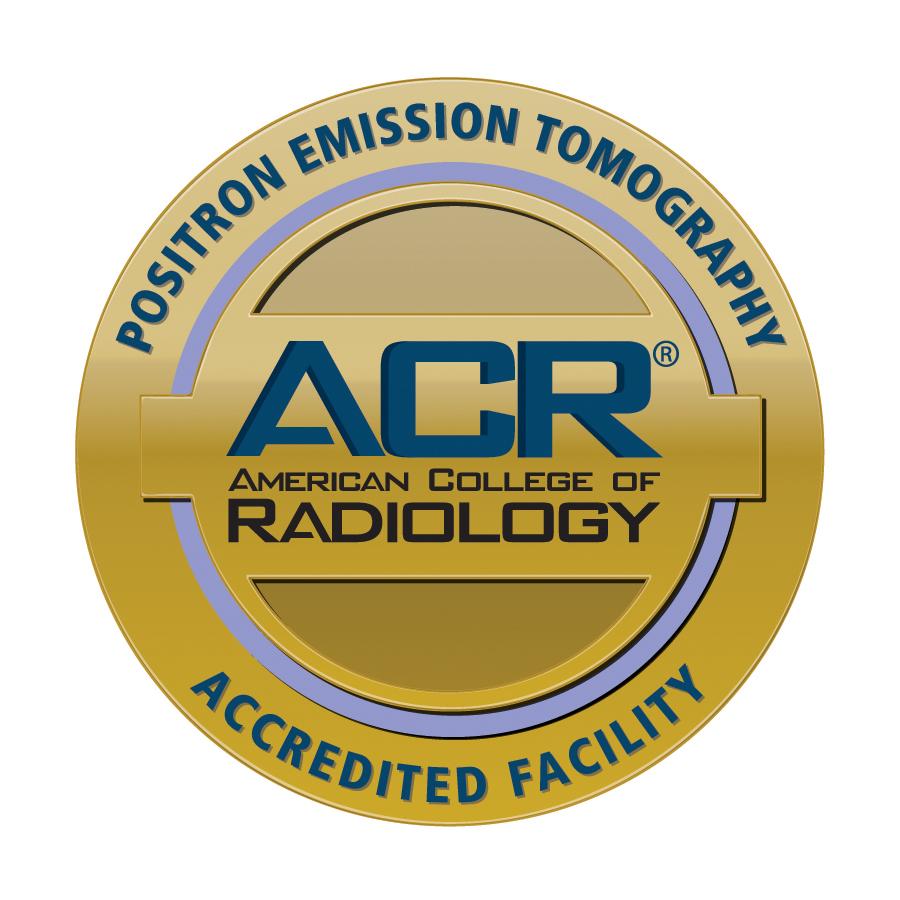 Prositron Emission Tomography Accredited Facility