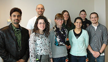 New Immunology Graduate Program Students, Spring 2015