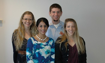 MDPHD Student travel award recipients