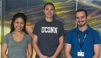 Immunology Graduate Students Distinguish Themselves at the 2017 Graduate Student Research Day