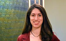 Rebecca Abblett, Graduate Student
