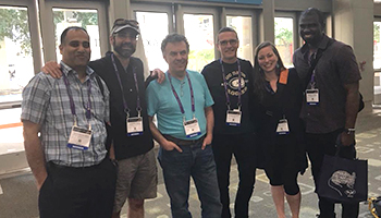 Attendees at the 2018 AAI Conference in Austin, Texas