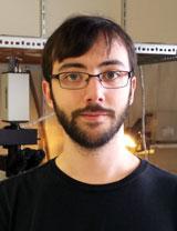 Jeremy Schreiner, Masters student