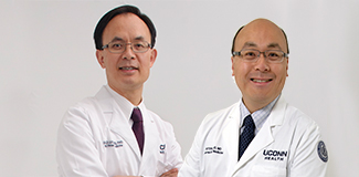 Dr. Luo and Dr. Fang, Maternal-Fetal Medicine Experts