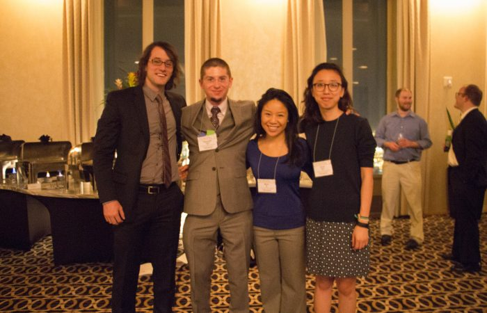 MD, Ph. D. student attend the annual ASCi/AAP meeting