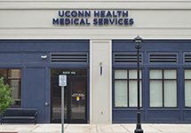 UConn Health Storrs Center