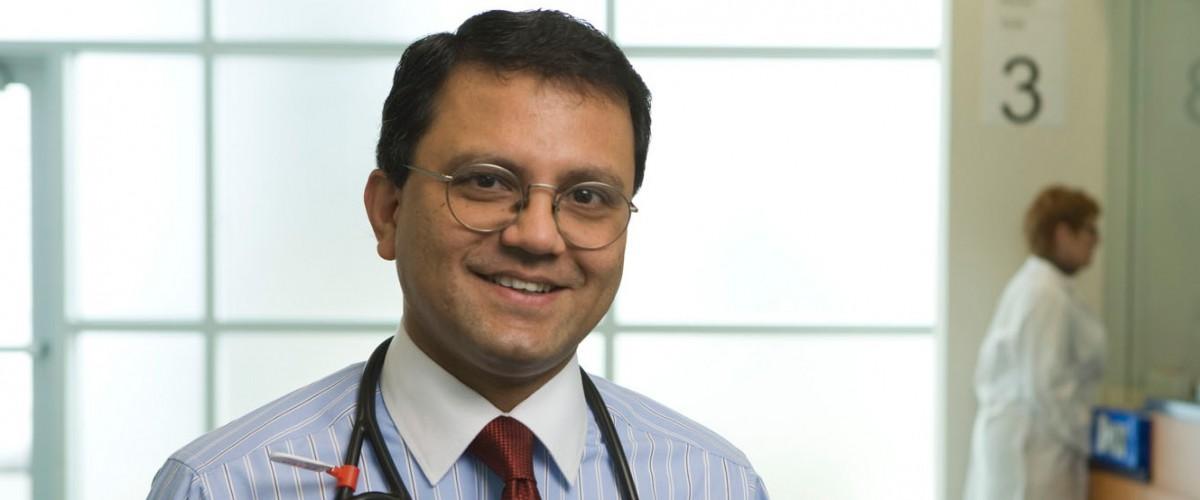 Santhanam Lakshminarayanan, M.D.