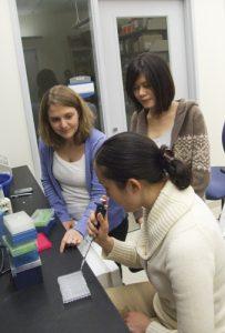 Angelman research team