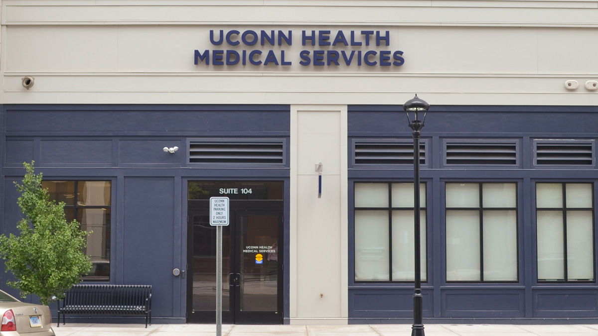 UConn Health Medical Office in Storrs, CT