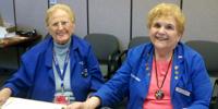 Voluteers at UConn Health
