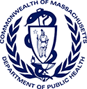 Massachusetts Department of Public Health logo