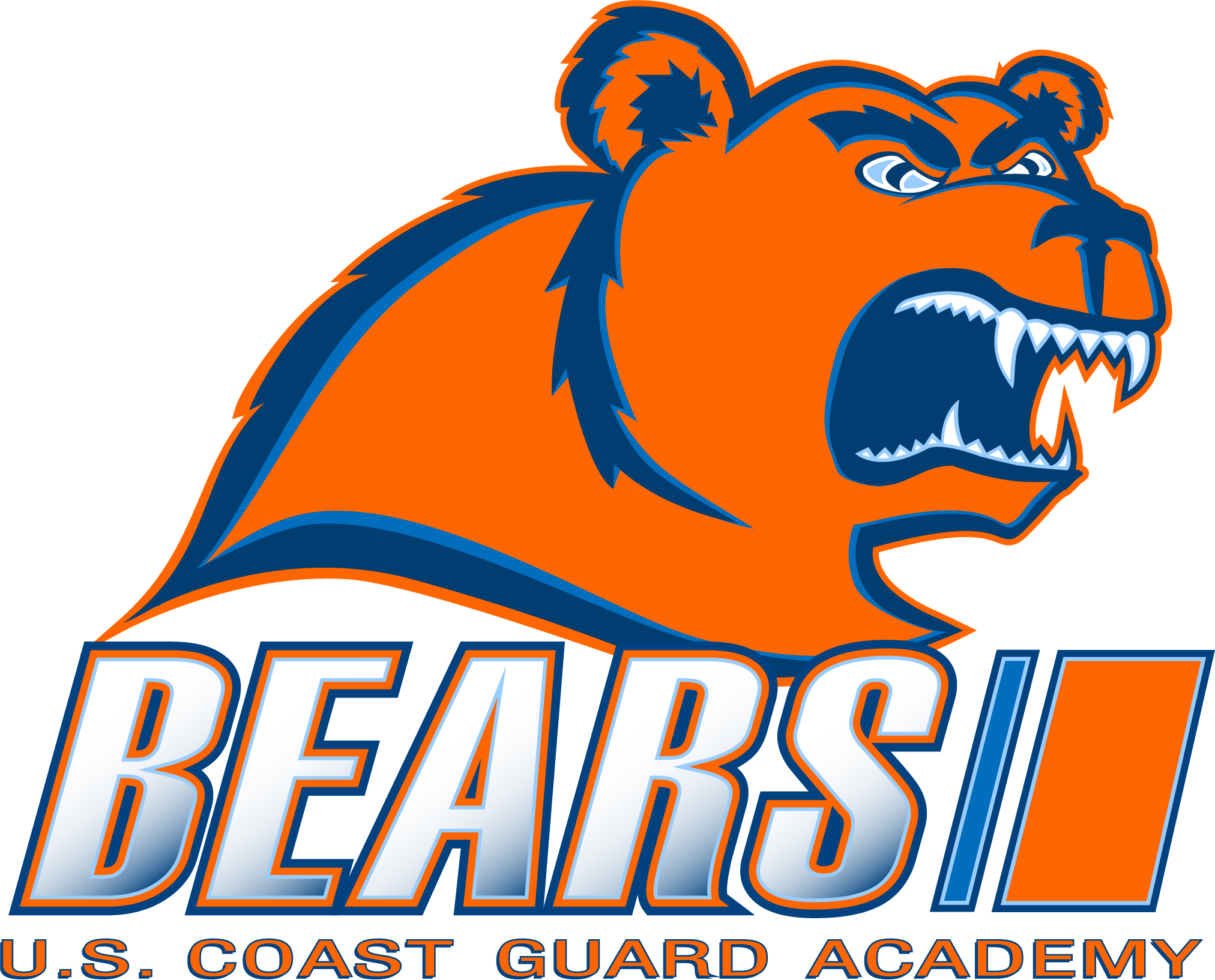 US Coast Guard Academy Bears