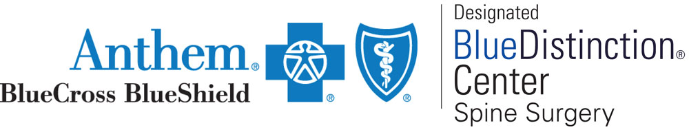 Anthem Blue Cross/Blue Shield Blue Distinction Center Spine Surgery