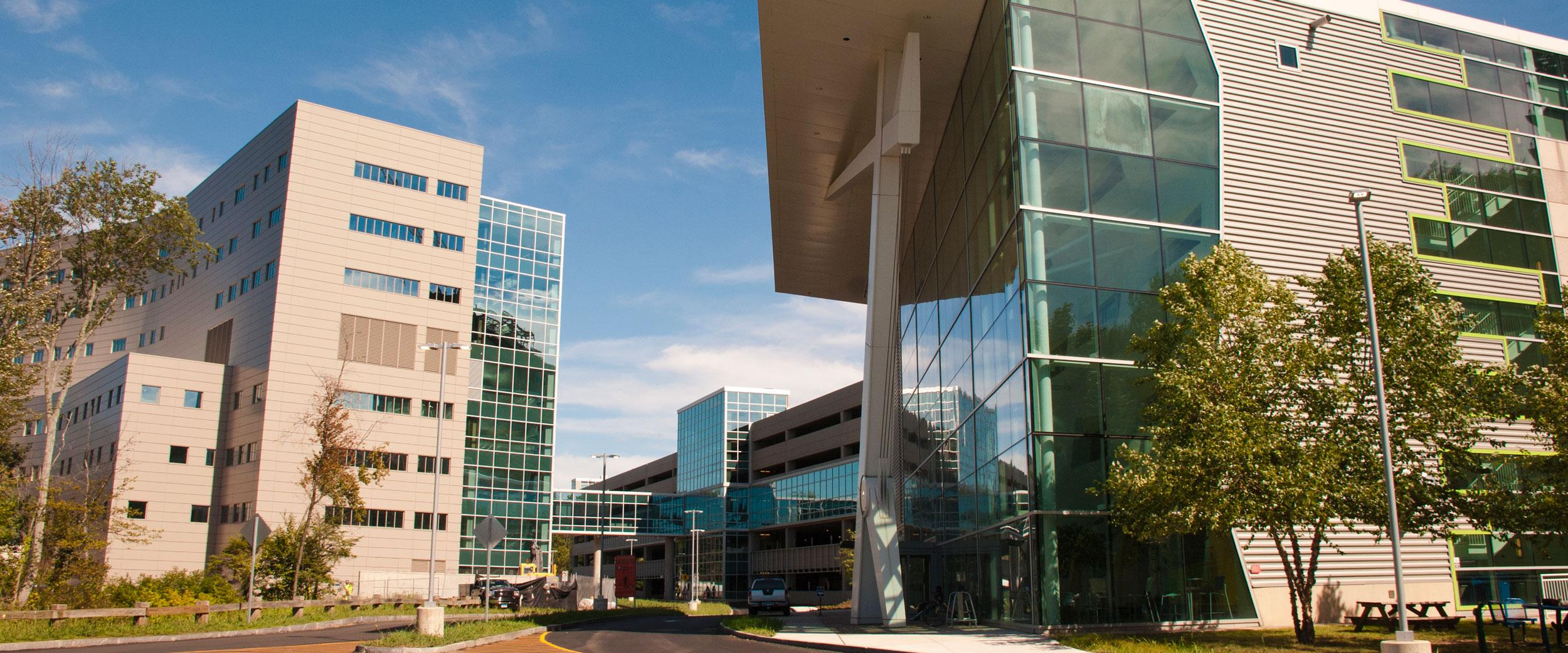 MARB Building and Outpatient Pavilion