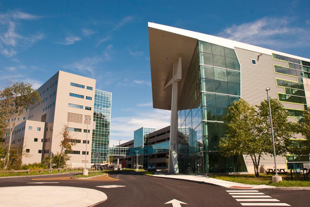 MARB building UConn Health