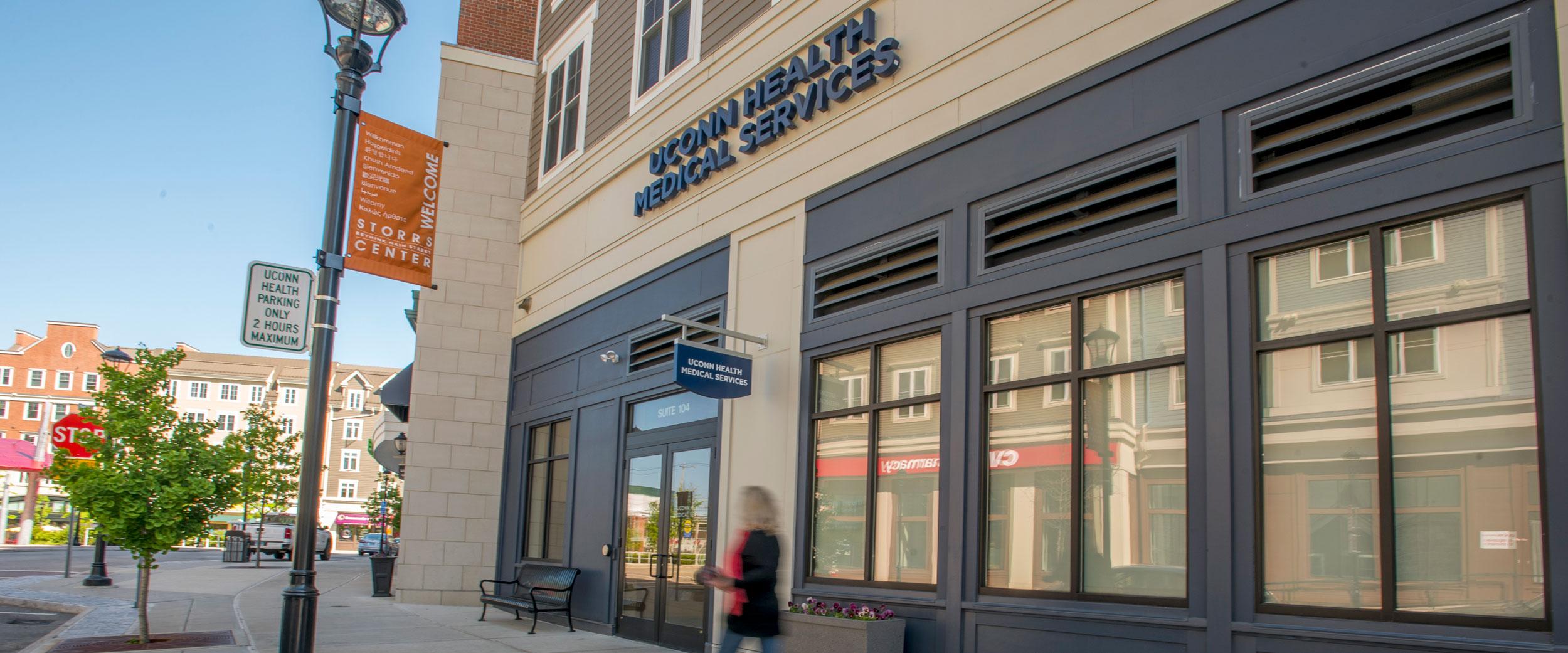Storrs Center office