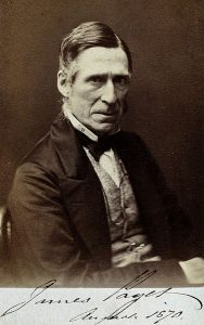 James Paget 1870