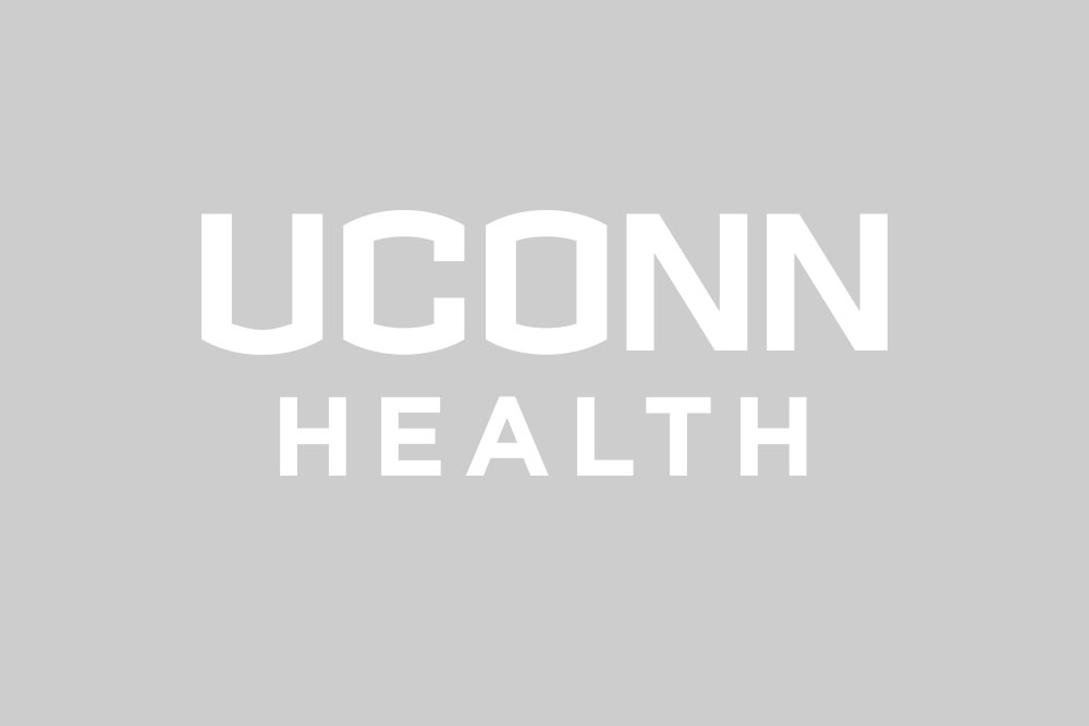 Placeholder with UConn Health logo