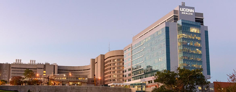 University Tower, UConn Health