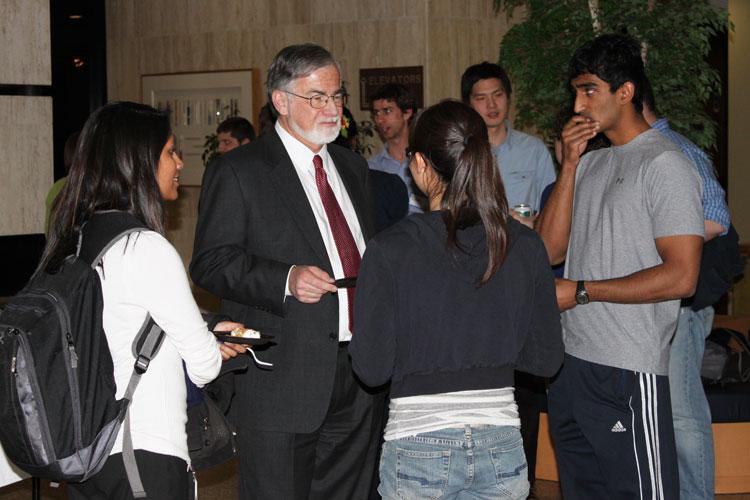 March 7, 2011 Colloquium