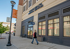 UConn Health Downtown Storrs