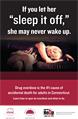 Drug Overdose Poster