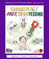 National Poison Prevention Week Poster: Grades 6 to 8