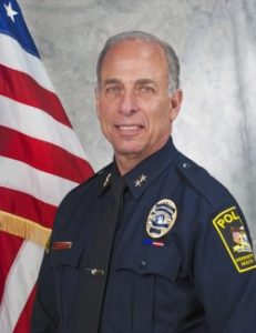 Joe Curreri, UConn Health Police Chief