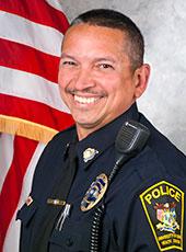 Angel Ocasio, Police Officer