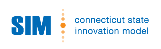 Connectcut State Innovation Model (SIM) logo
