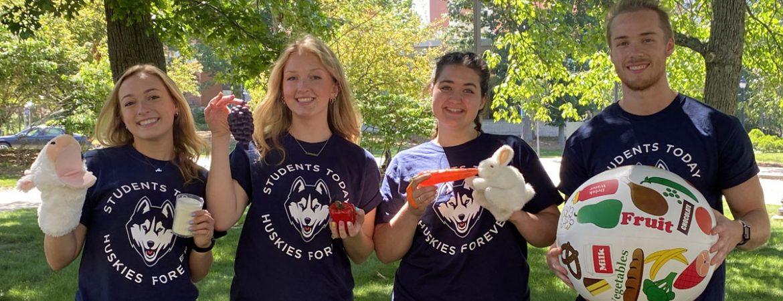 Husky Summer Scholars 2021