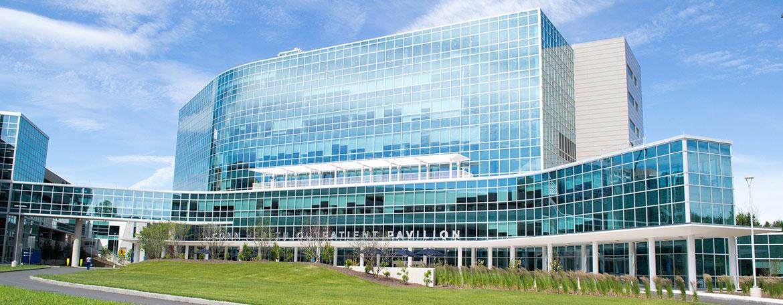Outpatient Pavilion at UConn Health