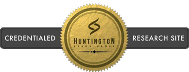 Huntington Study Group Credentialed Research Site logo