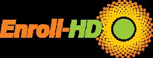 Enroll-HD logo