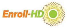 Enroll HD study logo